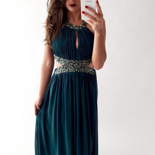 3e614195b1fa Zwiewna sukienka typu maxi