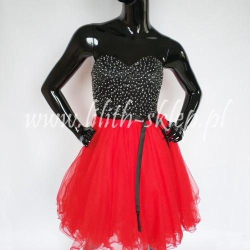 501750b8a6 Sukienka gorsetowa
